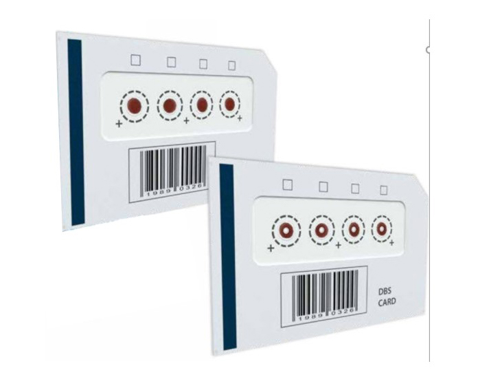DBS Cards